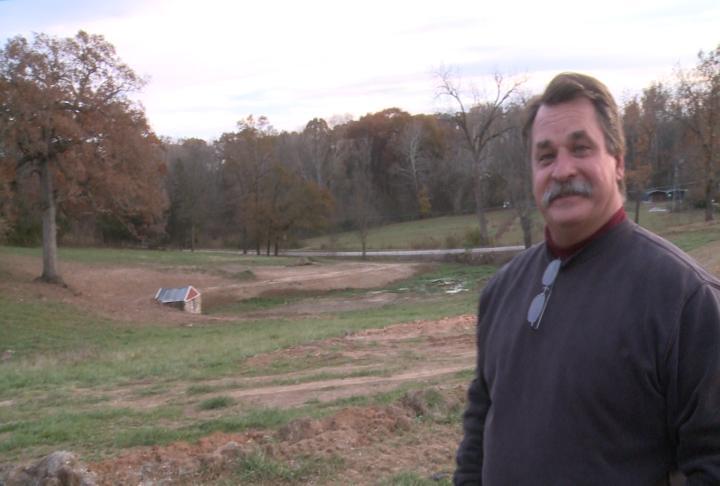 Jim Mulhern develops 43-home subdivision in Hannibal.