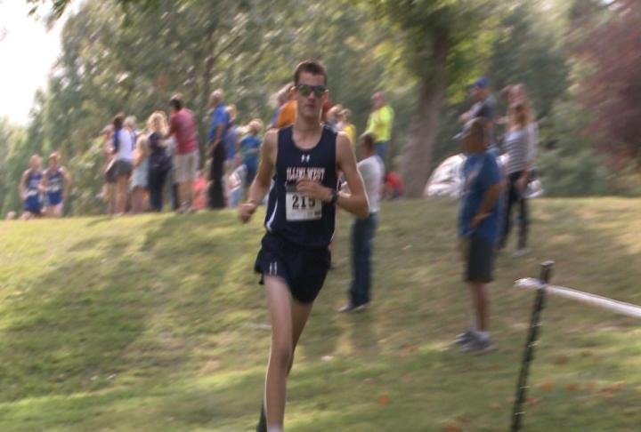 Illini West's Jacob Bryan is The People's Choice for 2017 WGEM Fall Athlete of the Year.