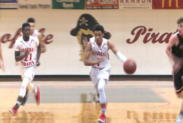 Dezi Jones had 21 points and seven steals to lead Hannibal past Bowling Green.