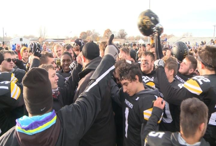 Monroe City heads to Columbia this weekend in search of a Class 1 state championship trophy.