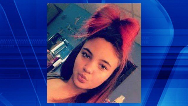 Police reported Kimberly Brown as missing.