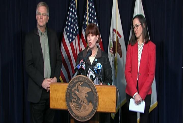 Recreational marijuana advocates speaking to Illinois legislatures.