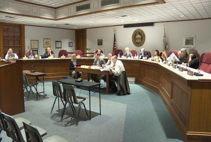 Plan Commission discusses Quincy's strategic plan.