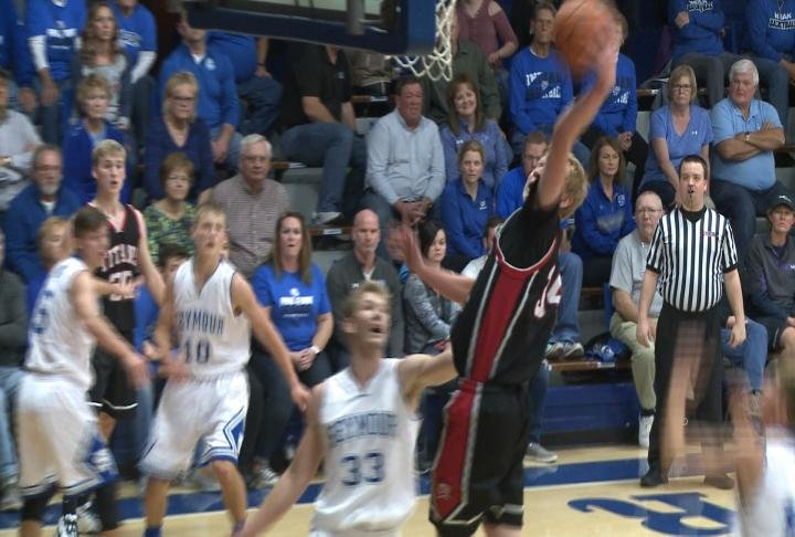 West Hancock improved to 6-0 with a 64-52 win at Payson.