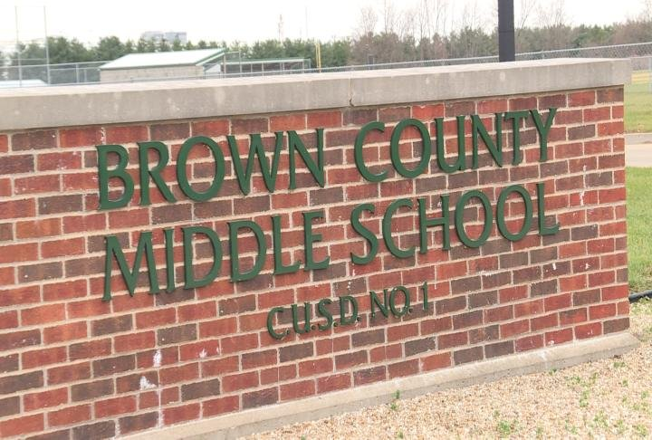 Brown County Middle School