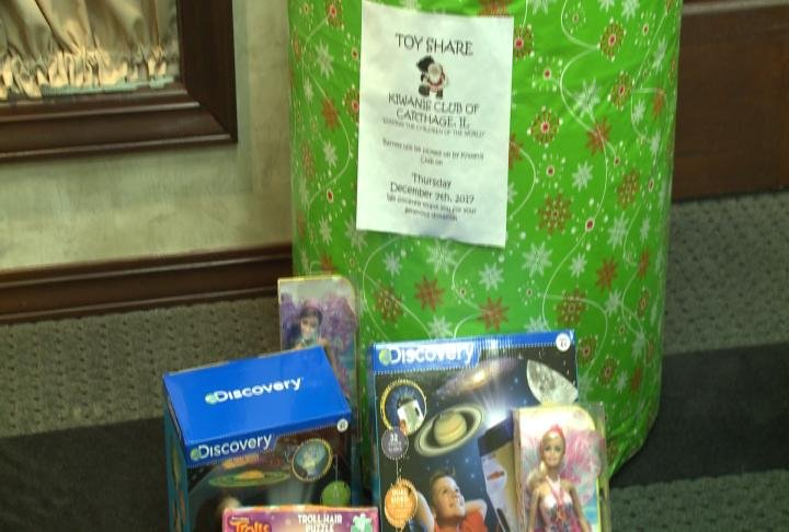 Club members say they're assisting hundreds of kids every year.