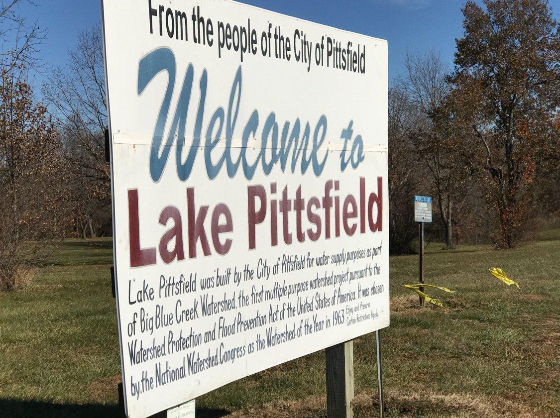 Lake Pittsfield