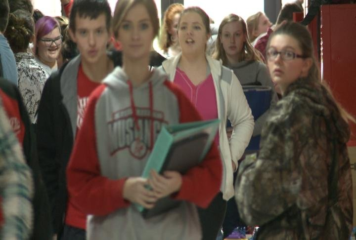 Marion County R-II has 204 students in the K thru 12 school