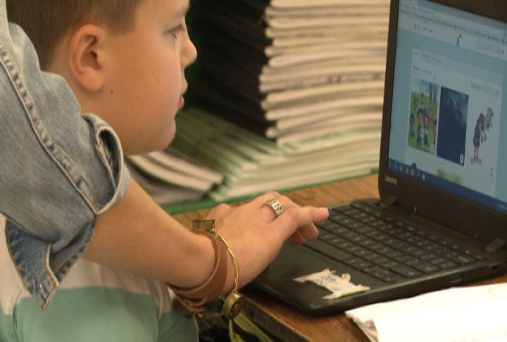 Marion County R-II has new technology in the classroom.