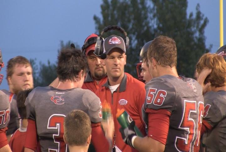 Ethan Allen earned WGEM Coach of the Year honors after leading Clark County to the Class 2 semifinals despite a 1-4 start.