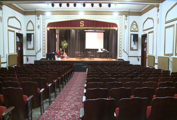 The Safford Auditorium