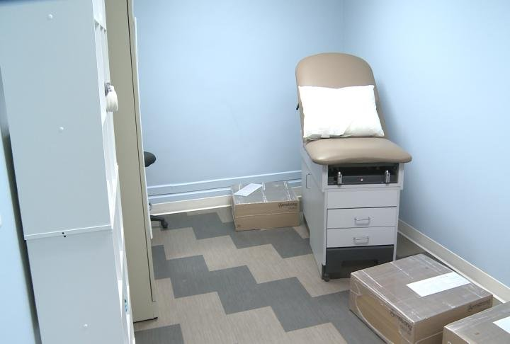 Adding more treatment rooms and services.