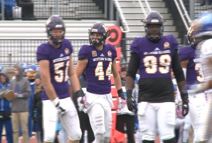 Western Illinois linebacker Brett Taylor has earned First Team All-American honors from The Associated Press.