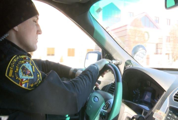 Quincy Police officer