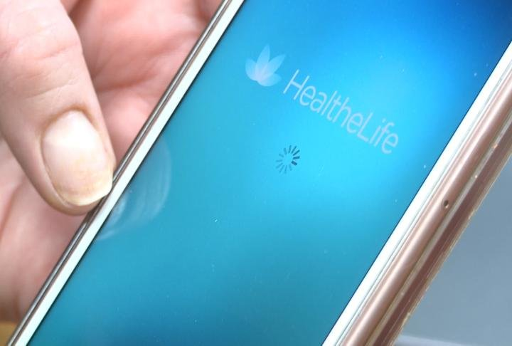 The HealtheLife app