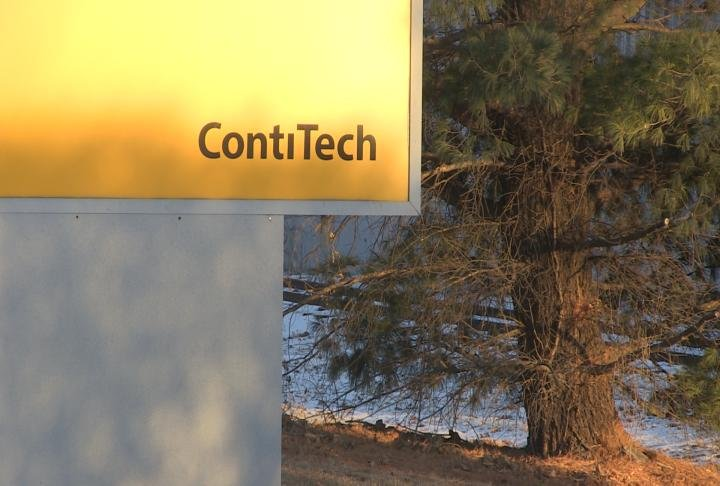 ContiTech employed almost 50 people.