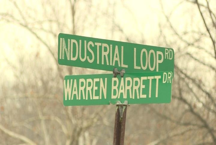 Buckhorn and ContiTtech are both located on Industrial Loop Road in Hannibal.