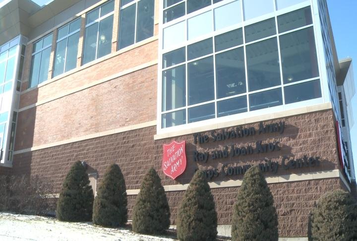 The Kroc Center in Quincy