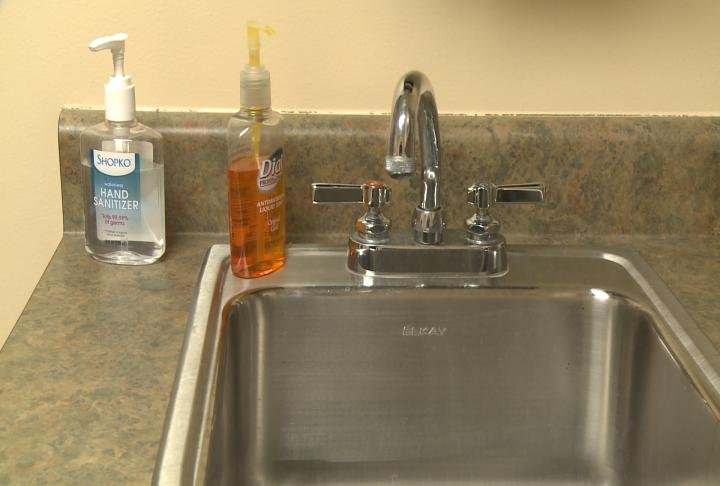 Adams County Health Department stresses good hand washing habits to decrease the spread of illnesses.