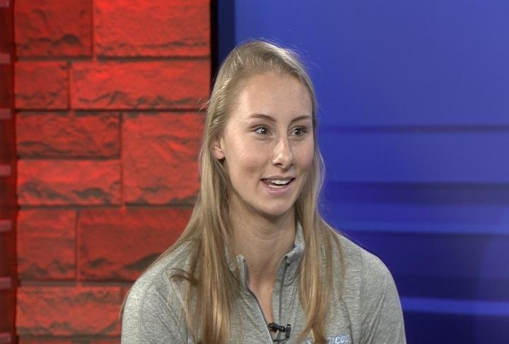 Kristen Gengenbacher is heading to the University of Washington to play beach volleyball.