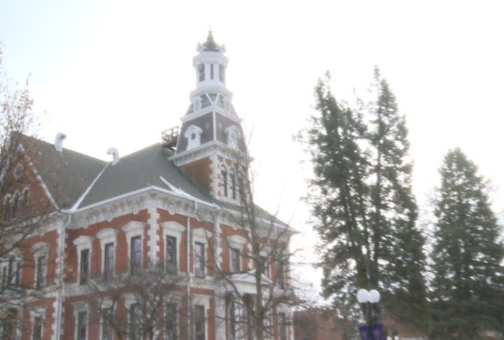 McDonough County Courthouse