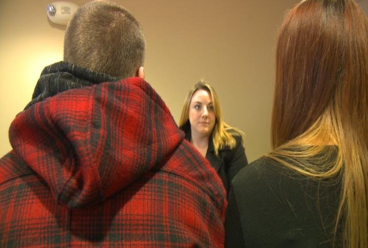 Tournear's kids talk with WGEM's Kaylee Pfeiferling about the anonymous donor who paid for their mother's funeral.