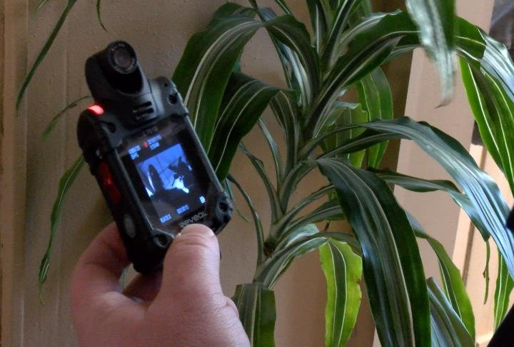 Closer look at body cameras