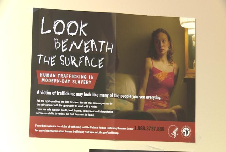 Thursday was National Human Trafficking Awareness Day.