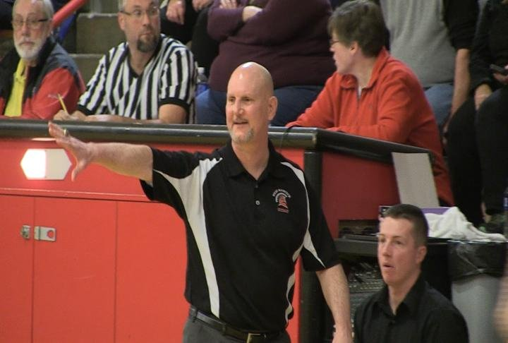 West Hancock head coach Reno Pinkston and his team are closing in on their third regular season tournament championship at this week's Hancock County Tournament.