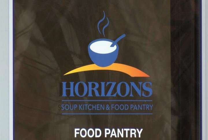 The Horizons food pantry is now open on Saturdays.
