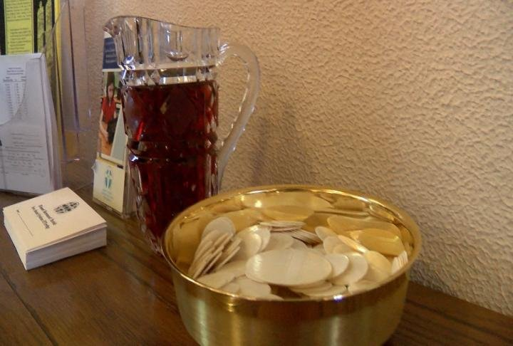 Communion sacraments