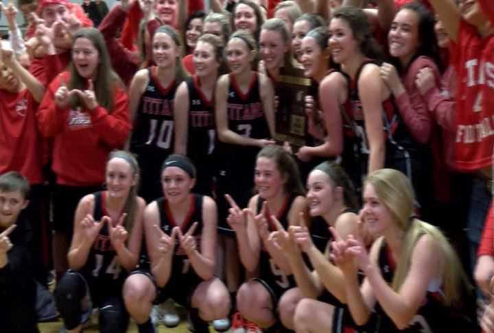 West Hancock beat Sherrard in Hamilton for its regional championship in nine years.