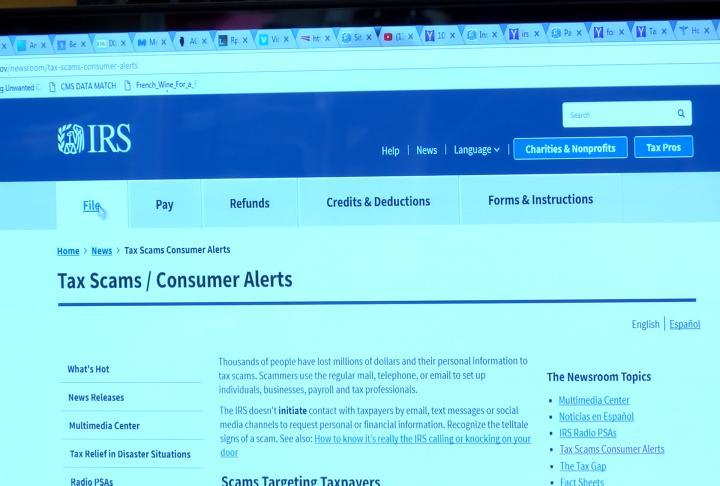 New scam targets tax preparers