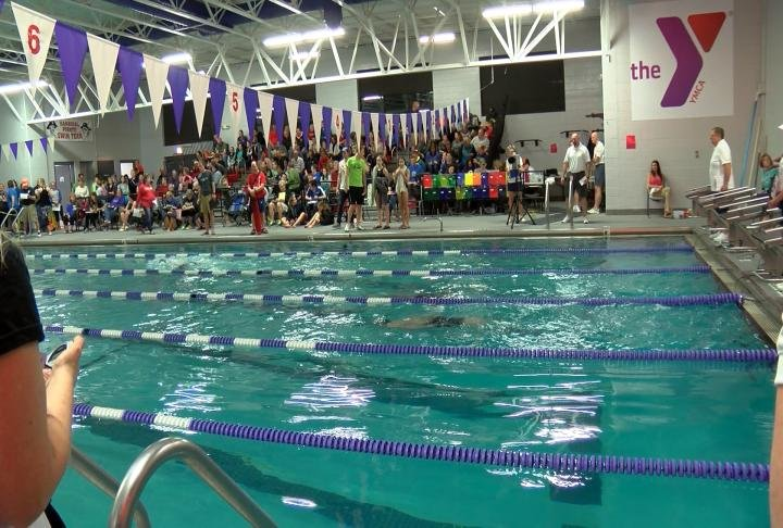 The 25th Annual Tom and Becky Swim Invitational.
