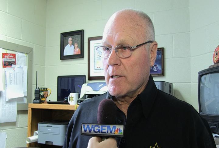 Sheriff Bill Redshaw discusses recidivism.