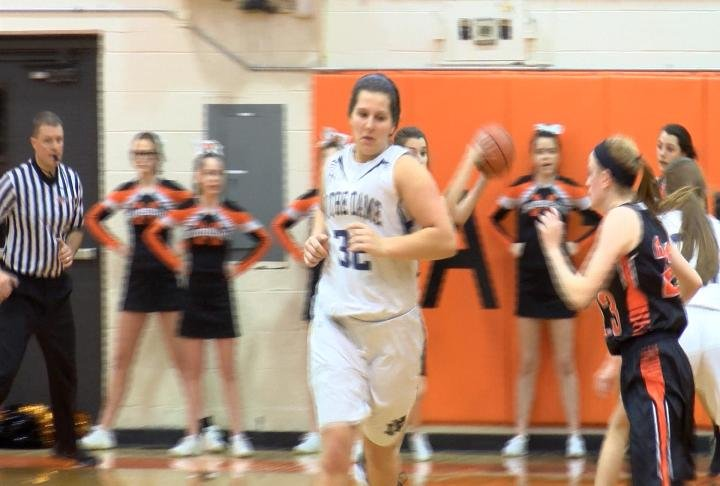 Molly Penn had 31 points to help guide QND to a regional quarterfinal victory at Macomb.