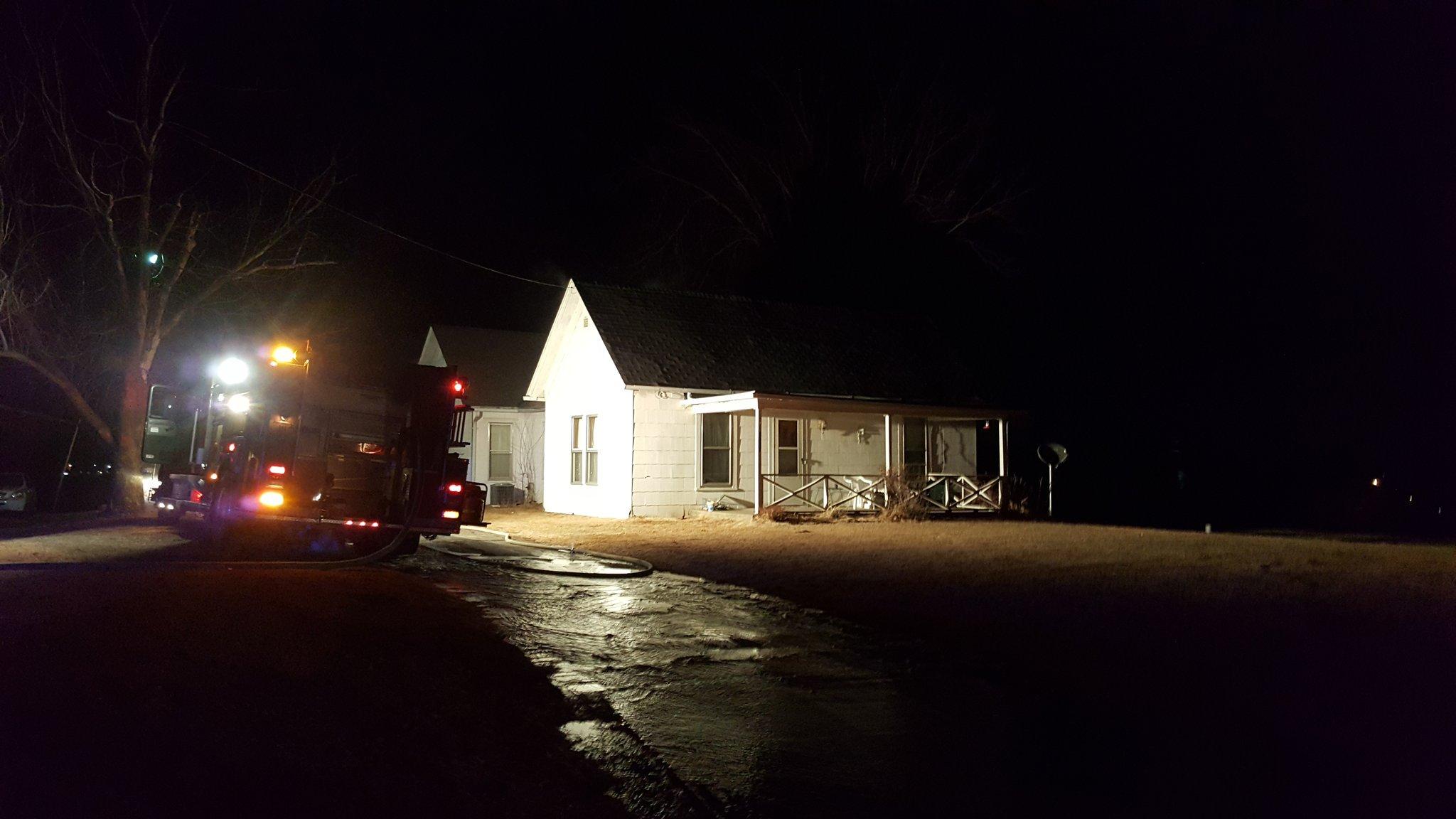 Hannibal house fire