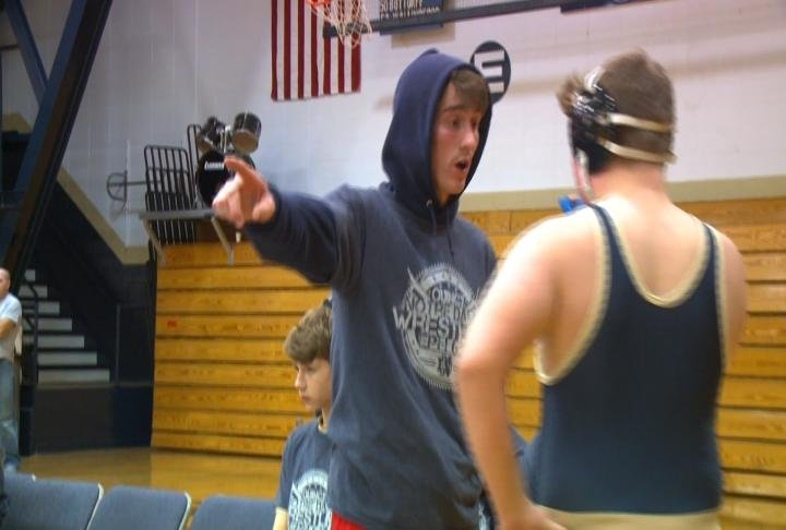 QND's Zach Haley is in search of a state championship after finishing as runner-up last season.