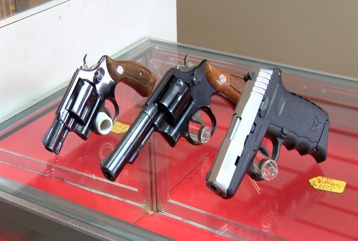 Handguns