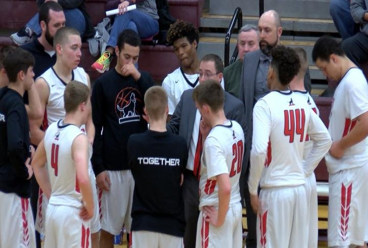 Fort Madison rallied in the second half to down Iowa City Liberty to advance to the district semifinals.