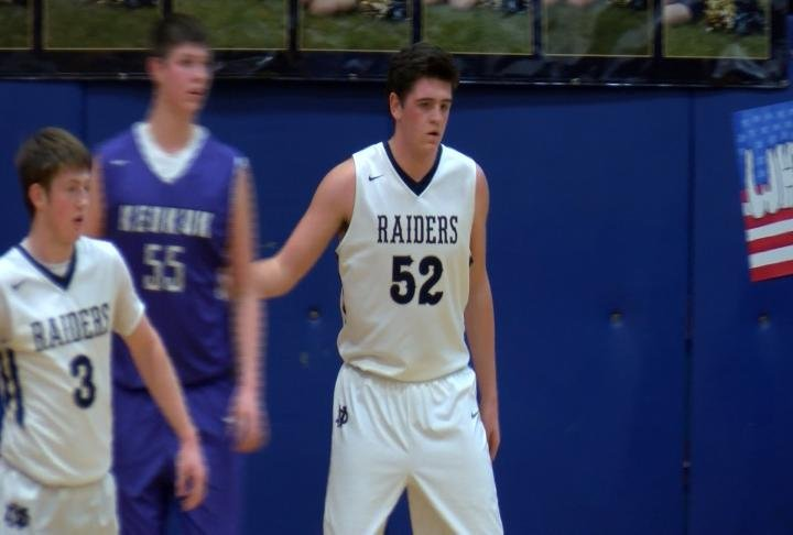 QND's Jase Wallingford is making the most of his second chance on the basketball court.