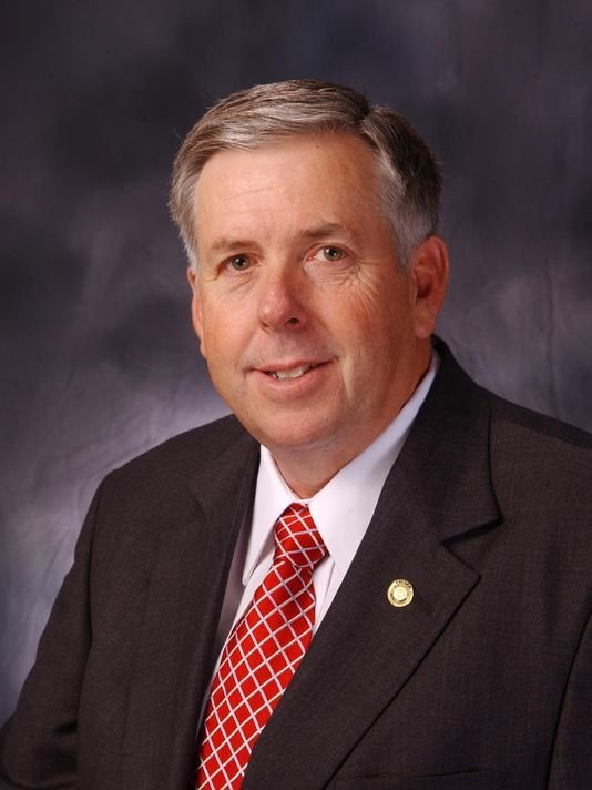 Lieutenant Governor of Missouri - Mike Parson