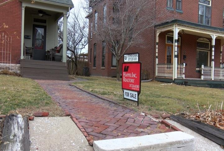 If you're looking to buy a house, you may want to keep a close eye on interest rates.