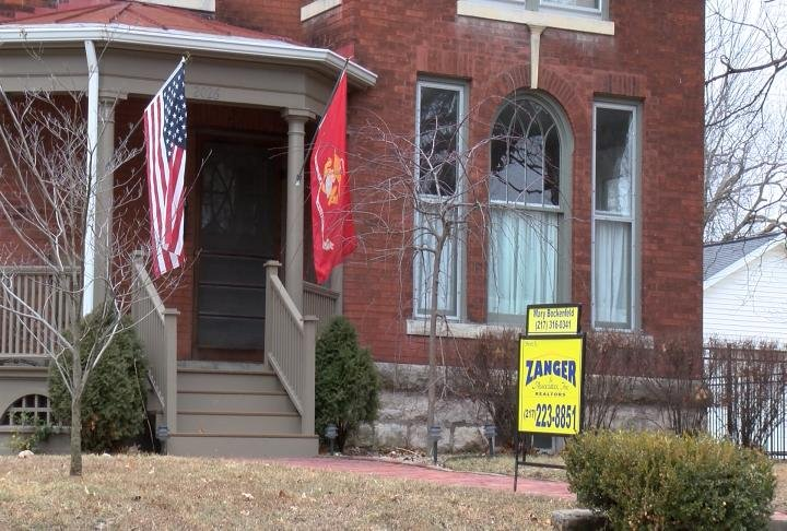 A house for sale in Quincy.