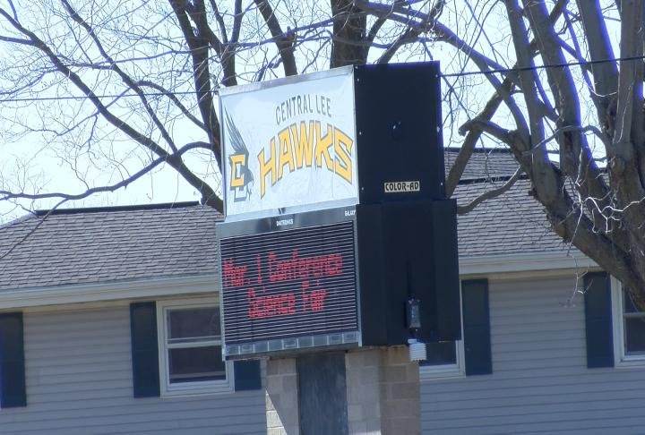 High School received a threat last week and the school handled the situation quickly.