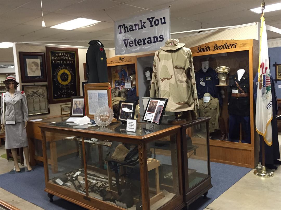 Veterans Exhibit
