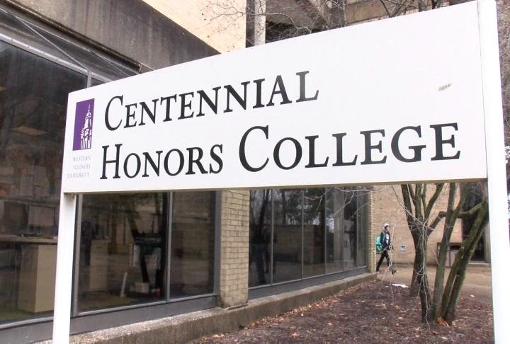 Cenntenial Honors College at WIU