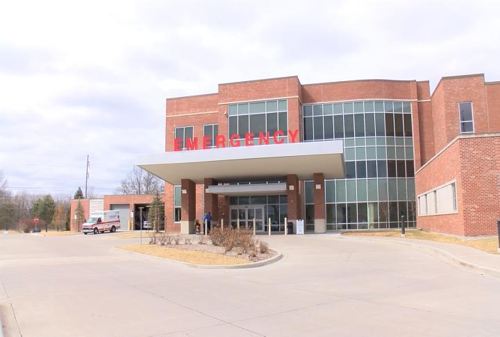 McDonough District Hospital Emergency room