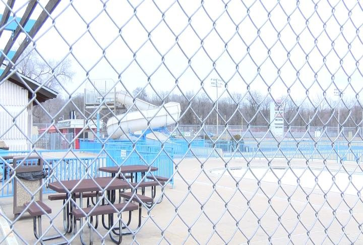 The city pool on 302 20th Street in Fort Madison.