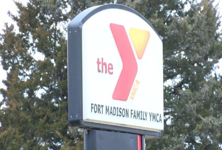 The YMCA running the pool. The fitness center is located on 220 26th Street.